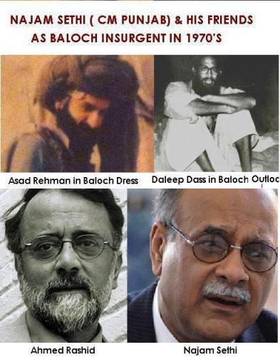 Najam Sethi among traitors
