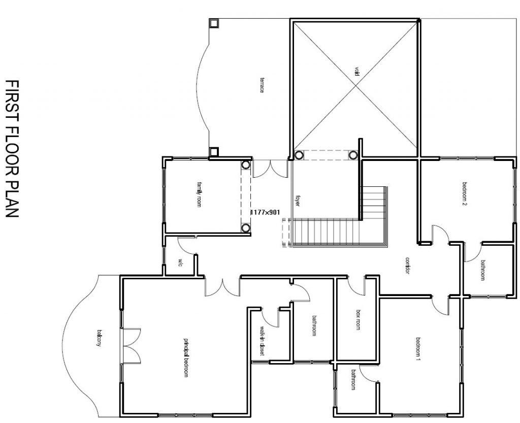 Fullsize Of 5 Bedroom House Plans