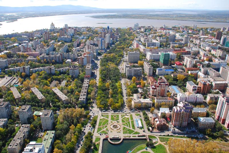 Хабаровск .