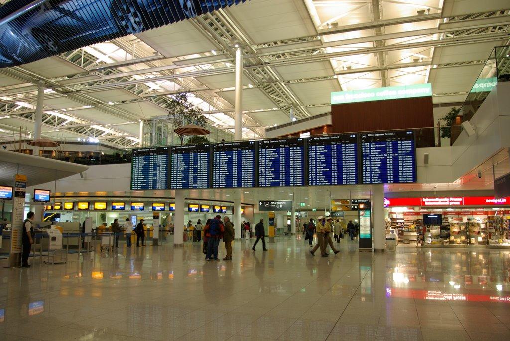 Municn Airport 1