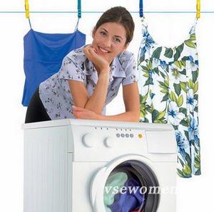 чистить стиральную машину