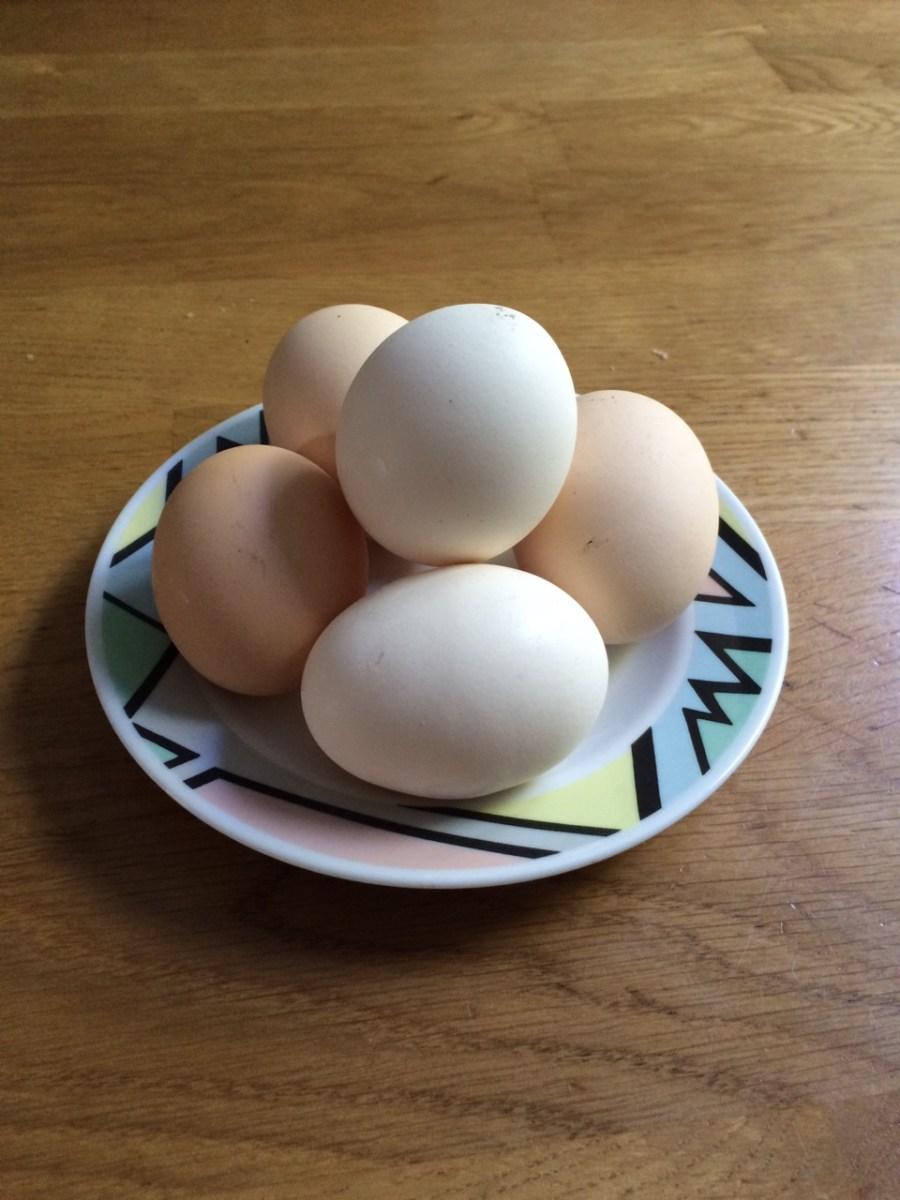 Полезные и не совсем свойства яичной скорлупы