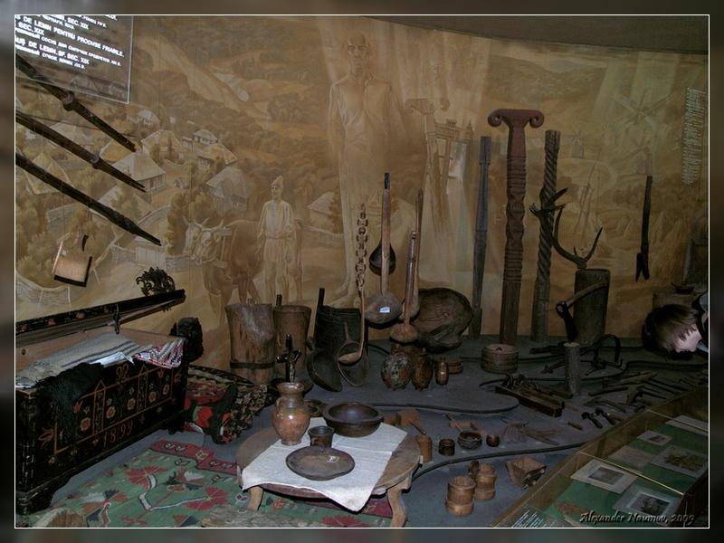 Кишиневский музей природы и этнографии3