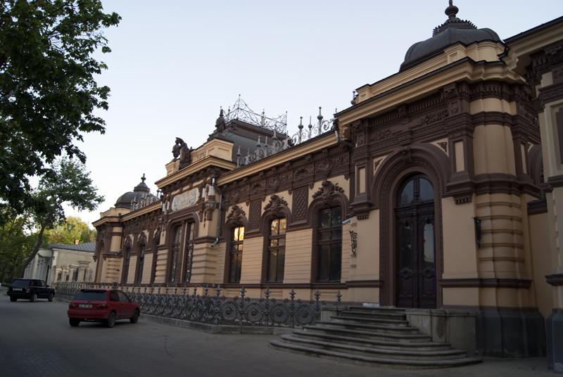 кишинев Национальный художественный музей
