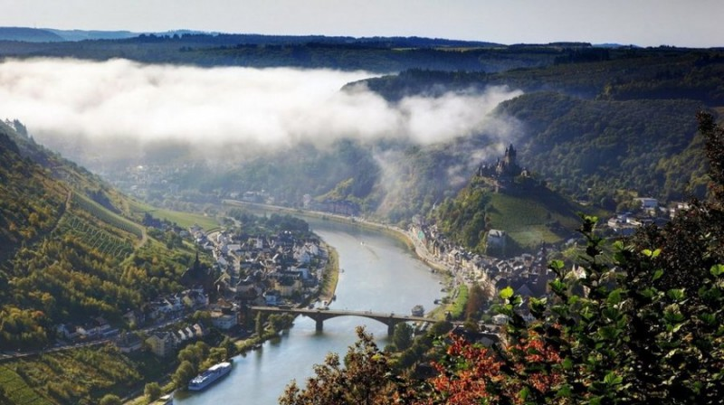 12. Мозель, Германия