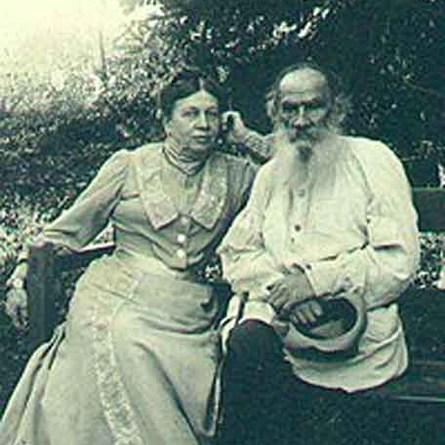 Жена Льва Толстого