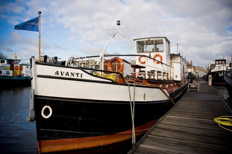Пассажирское судно «Аванти»1