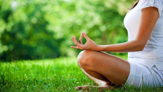 освятить это время медитации