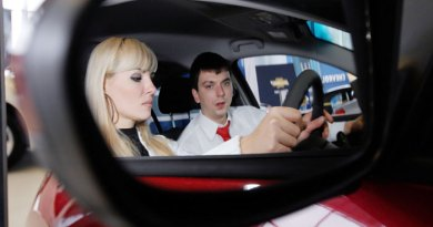 Как распознать битый авто