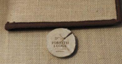 Forsyth Lodge