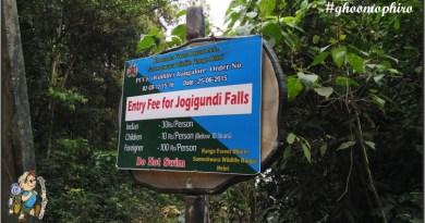 Adventure, nature's beauty and fun at Jogigundi Falls