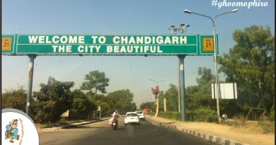 What is it that you would not like to miss in Chandigarh?