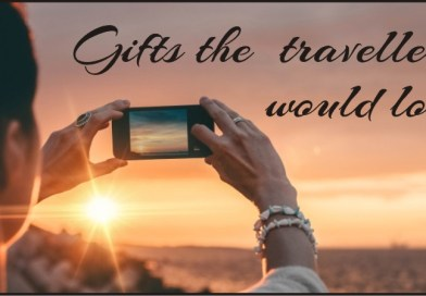 Gifts the travellers would love