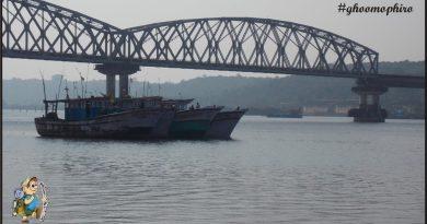 Zuari river, Goa