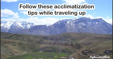 Desire to climb the top of the world? Follow these acclimatization tips