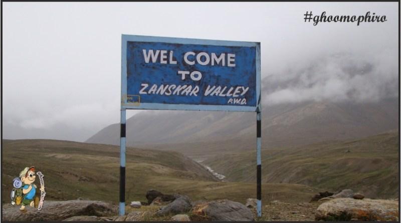 Zanskar Valley, the remote corner of Ladakh is worth visiting for adventure lovers