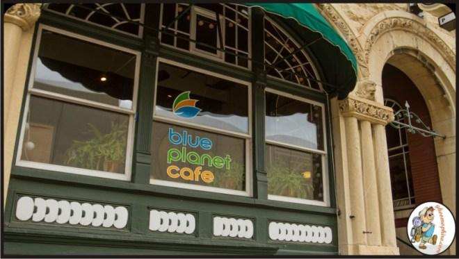 Blue Planet Cafe