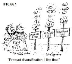 sales and marketing cartoon