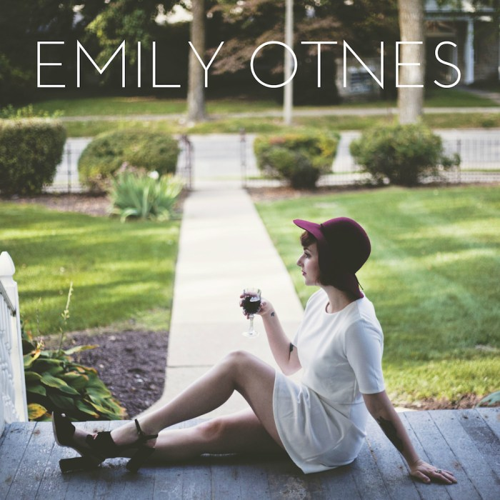 Emily Otnes album cover