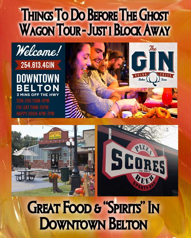 Ghost Tours Austin Texas