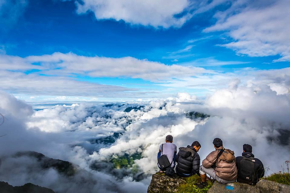 Mardi Himal base camp photo by Uzol Rai