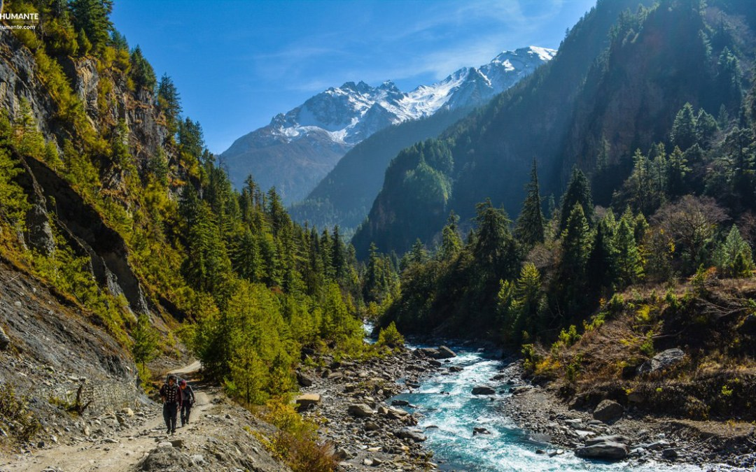 Mountain Calls : How I Spent The Best 10 Days Of My Life Trekking Annapurna Circuit !