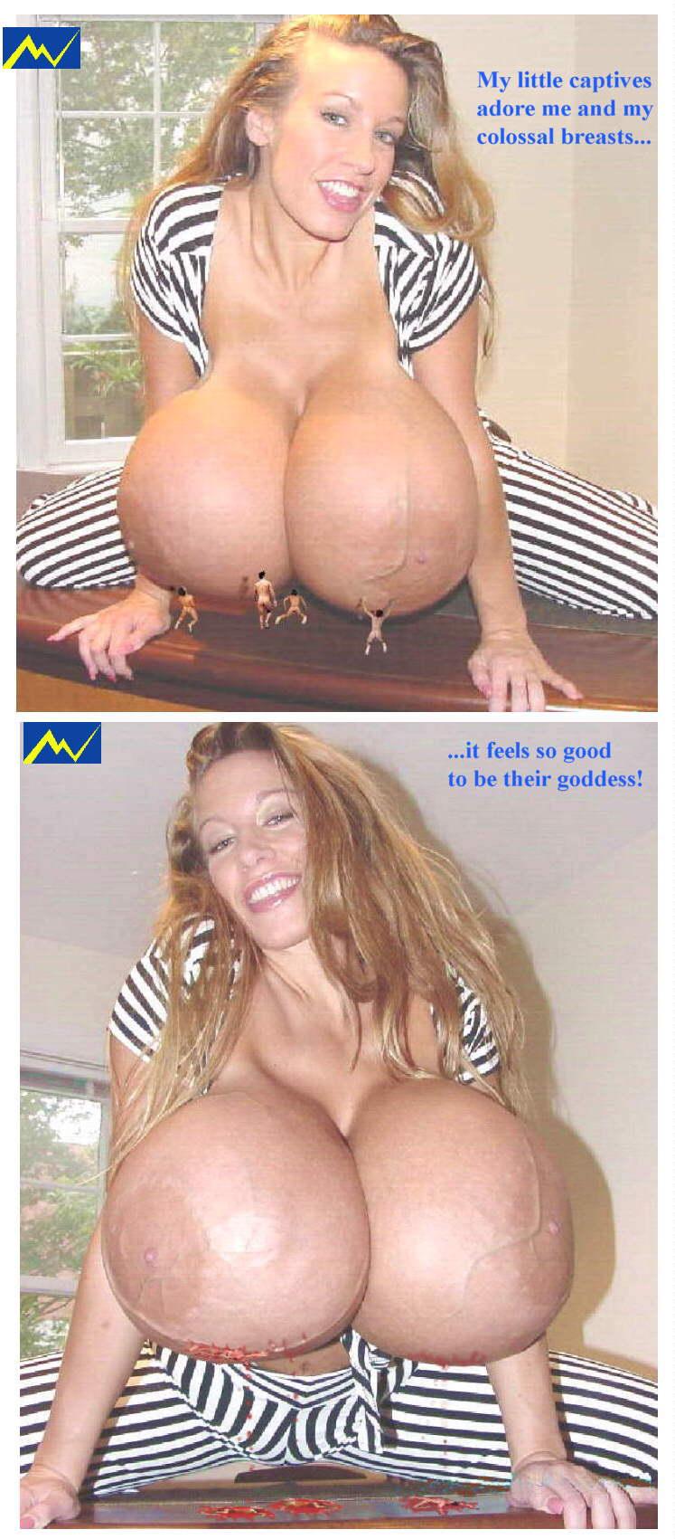Breast Vore Captions Deviantart