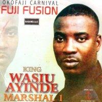 (THROW BACK ) - King Wasiu Ayinde Marshal - Vivid Imagination
