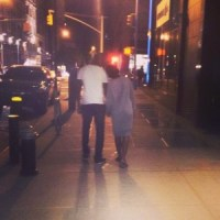 Love In NewYork, Tiwa Savage and Her Hubby Still Drunk In Love! – Photos
