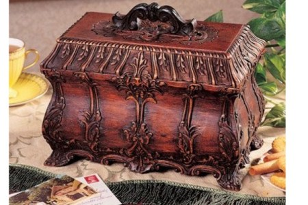 Tea Chest ~ The Perfect Gift for Tea Lovers