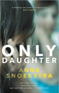 Books for Christmas - Image showing cover of Only Daughter