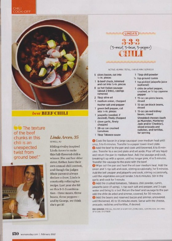 Woman's Day Page 3