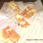 Kids plain pizza