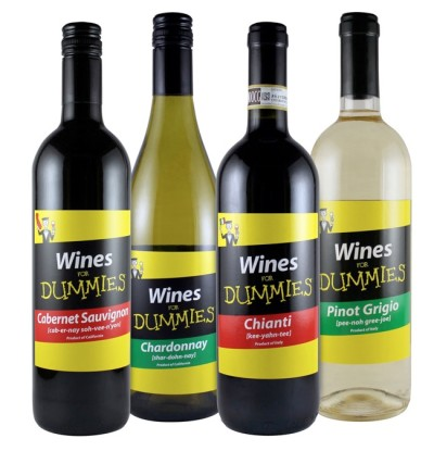 Sipping Wines for Dummies Wine