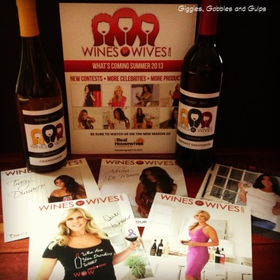 Reality TV-Inspired Celebrity Wine Club – Wines By Wives Review