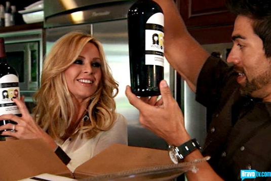 Source:  BravoTV.com http://www.bravotv.com/the-real-housewives-of-orange-county/season-8/photos/show-shots/tamra-versus-vicki-at-the-vineyard#image-158703
