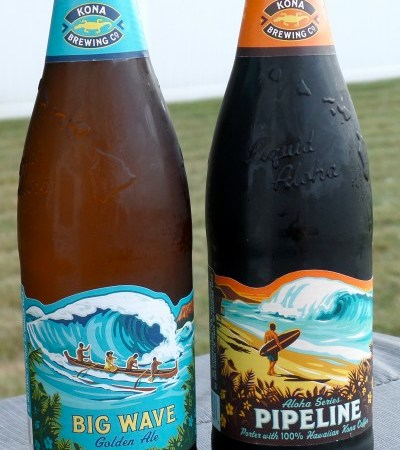Malt Monday Beer Review of the Week:  Kona Brewing Company