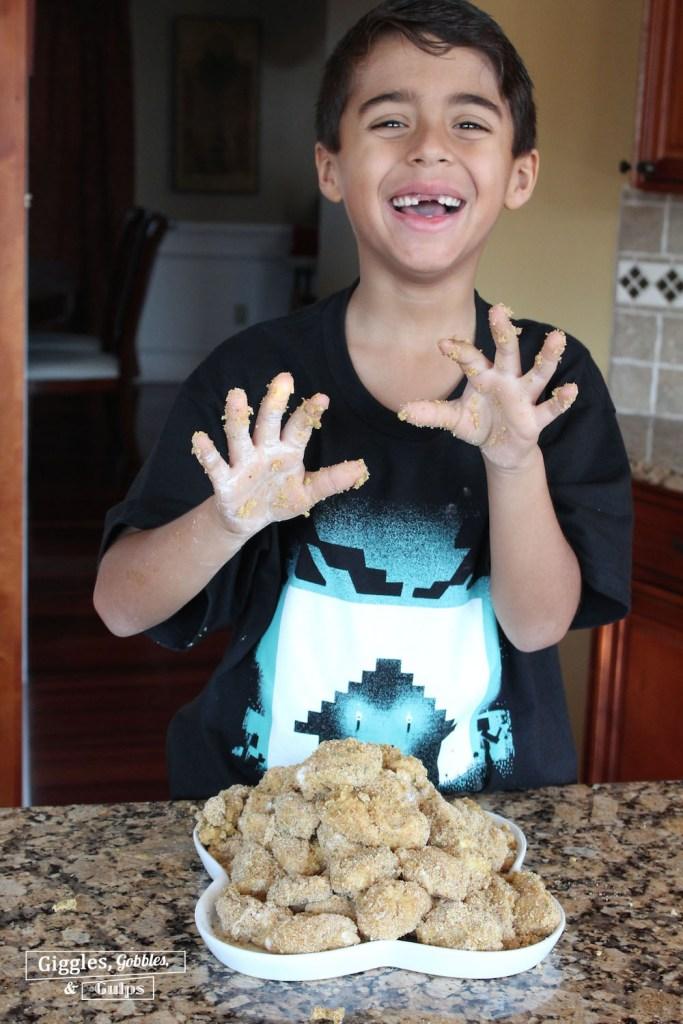 homemade chicken nuggets1