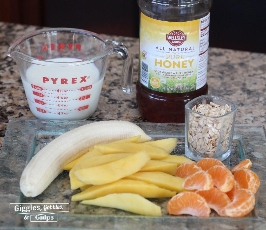 mango clemenntine banana smoothie3