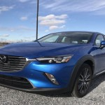 Cruising into 2017 with the Mazda CX-3 Grand Touring AWD