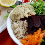 Brown Rice Quinoa Buddha Bowl