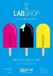 Labshop Verano 2016 @ Gijón | Principado de Asturias | España