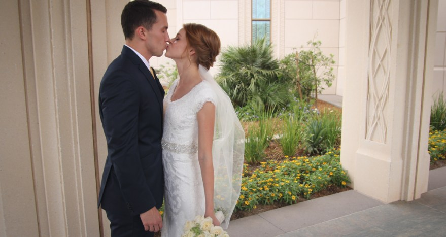 Gilbert Temple Wedding