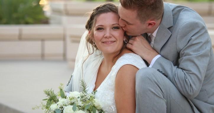Gilbert Temple Wedding Photography