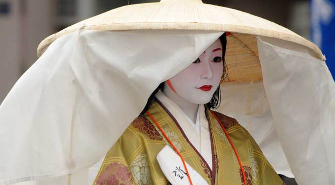 Kyoto - Jidai Matsuri ( festival des âges) - © Gildas Bellet