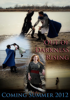 Out of Darkness Rising poster