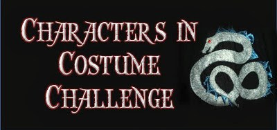 Characters in Costume Challenge
