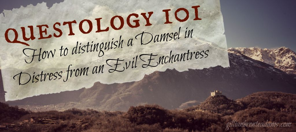 Questology 101 Damsels in Distress