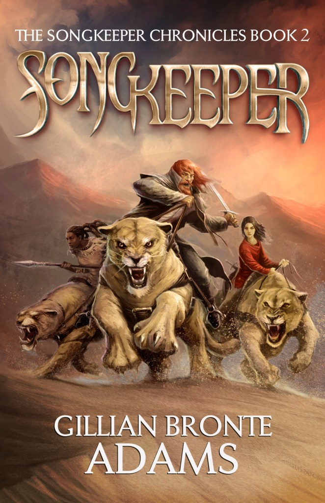 SONGKEEPER FRONT COVER