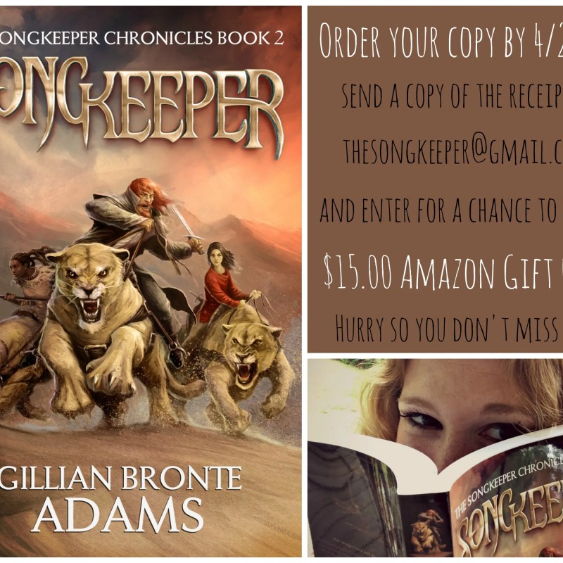 You're Invited to … a Facebook Launch Party for Songkeeper!